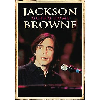 Jackson Browne - Going Home [DVD] USA import