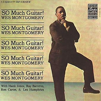 Wes Montgomery - So Much Guitar [Vinyl] USA import