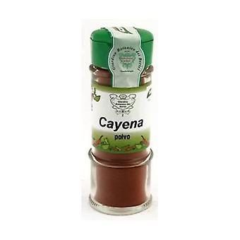 Organic Cayenne Powder 40 g