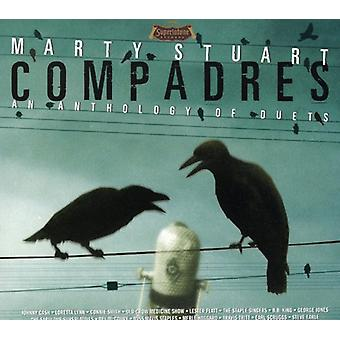 Marty Stuart - Compadres: An Anthology of Duets [CD] USA import