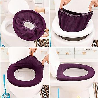 Warme zachte wc-cover stoel deksel pad badkamer closestool protector badkamer