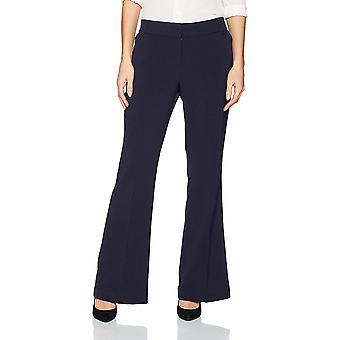 Briggs New York Women's Pants, Navy, 10