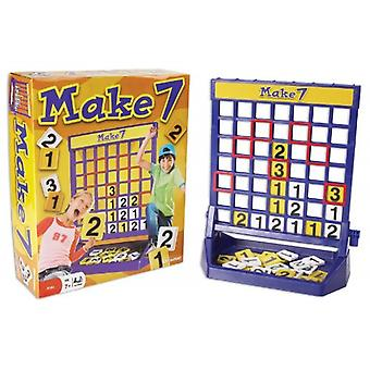 Games - Pressman Toy - Make 7 New 4437-06