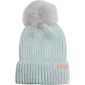 Barbour Pearlised Pom Beanie