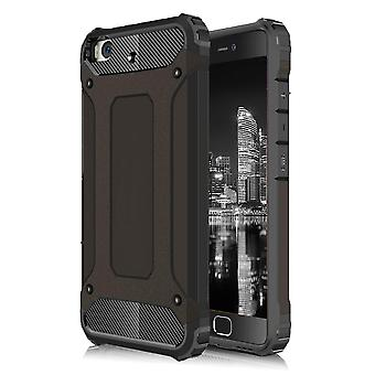 Shell for Xiaomi Mi 5s Hard Armor Protection Black TPU Case