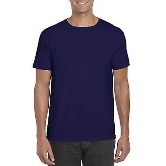 GILDAN G64000 Softstyle Men's T-shirt in Kobalt