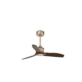 Faro Just Fan - Koperen plafondventilator met Dc Motor 3 Blades