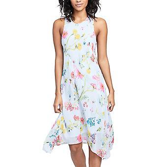 RACHEL Rachel Roy | May Floral Printed Scarf Dress