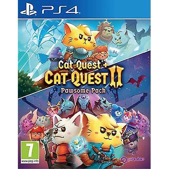 Cat Quest & Cat Quest II Pawsome Pack PS4 Game