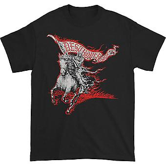 Destroyer 666 Løbeild Tee T-shirt