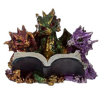 Elements Triple Baby Dragons Reading X 1 Pack