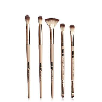 3/5/12 Pcs/lot Makeup Brushes Set - Eye Shadow Blending Eyeliner Eyelash Eyebrow Brushes