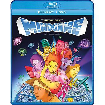 Mind Game [Blu-ray] USA import