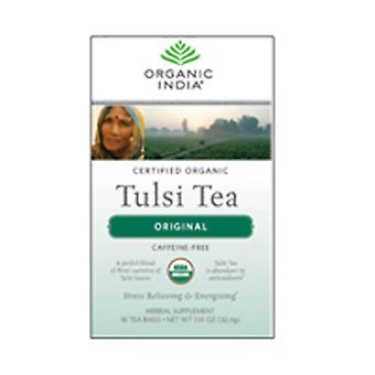Organic India Organic Tulsi Tea, Original 18 ct