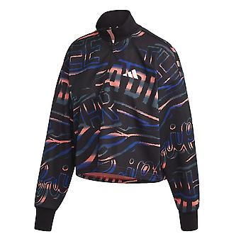 Adidas W UR Halfzip FT9731 universal all year men sweatshirts