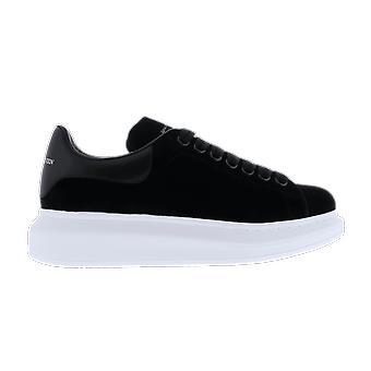 Alexander McQueen Sneaker Tessu S.Gomm Ofel Musta 553775W4FKT1000 kenkä