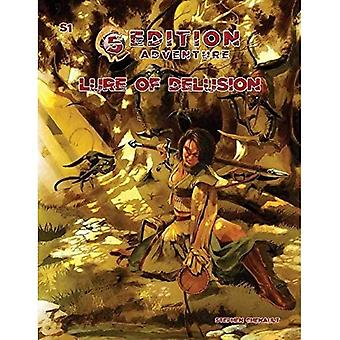 5th Edition Adventures S1 Lure of Delusion 5th Ed. D&d Adv.