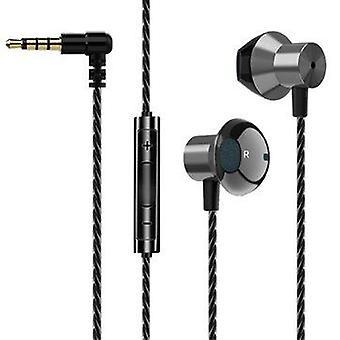 Bakeey 3.5mm AUX جاك سماعات الرأس السلكية سماعات الأذن في الأذن HIFI الرياضة