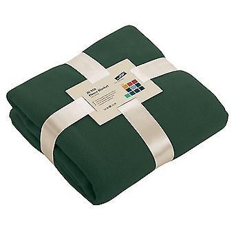 James and Nicholson Luxury Fleece Blanket