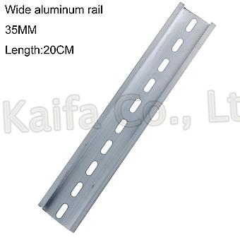 1sets 2-12pin Pitch 5.08mm Vida Plug-in Terminal Blokları Konnektör Din Rail