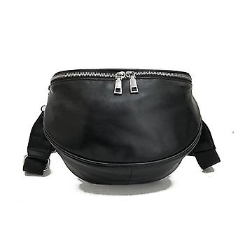 Women Pu Leather Purse Fashion Simple Bag Casual Shoulder Packbag