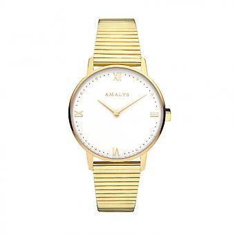 Amalys OMBLINE Uhr - Damenuhr