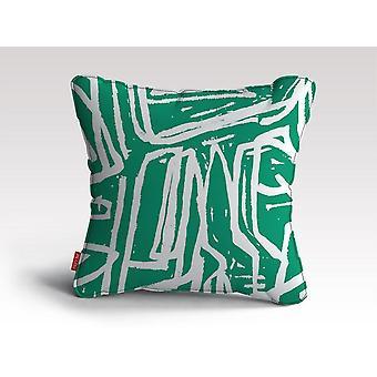 Padrão gráfico (1) almofada/travesseiro