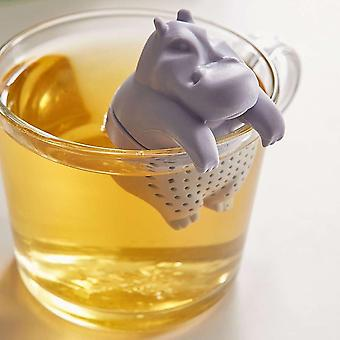 Infuseur de thé d'hippopotame