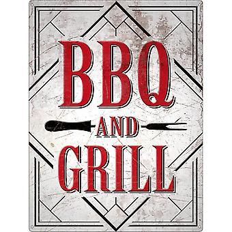 Grindstore BBQ ja grillilaatta