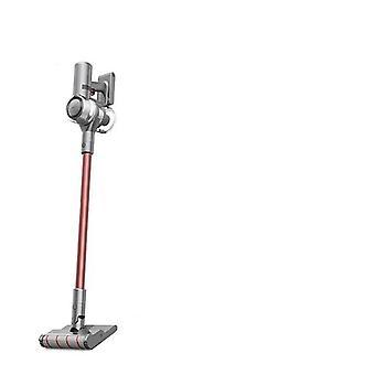 Display Oled do aspirador de pó sem fio (vermelho)