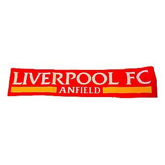 47 Brand EPL Liverpool FC Brookes Jordan Huivi - Punainen / Keltainen / Valkoinen