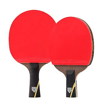 6 tähden 2kpl uusi päivitetty hiilipöytä tennismailasarja Erittäin tehokas pingismaila aikuisten klubiharjoitteluun