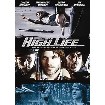High Life [DVD] USA import