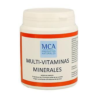 Multivitamins and Minerals 200 capsules