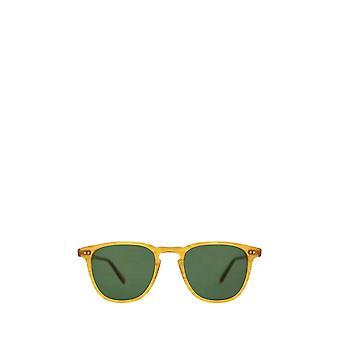 Garrett Leight BROOKS SUN butterscotch unisex sunglasses