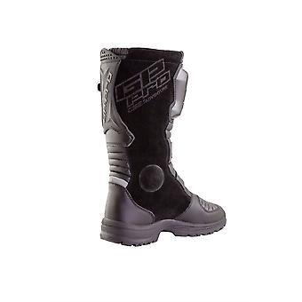 GP PRO ADVENTURE COMP SERIES 2.1 MOLDED SOLE ADULT BOOTS BLACK