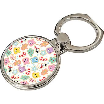 Care Bears Unlock The Magic Christmas Candy Cane Snowflakes Phone Ring
