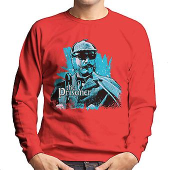 The Prisoner Number 113 Men's Sweatshirt