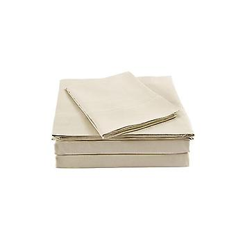 Royal Comfort Bamboo Blended Sheet Pillowcases Set Ultra Soft Double