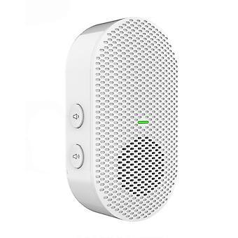 Ac 90v-250v 52 Chimes 110db Wireless Doorbell Receiver Ding Dong Wifi Doorbell