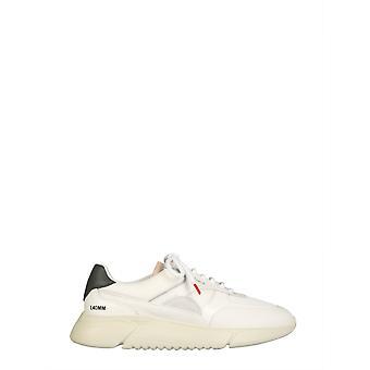 Axel Arigato 35037gpr Herren's Sneakers aus weißem Leder