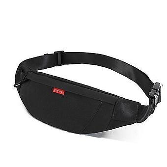 Pasový pás Hip Pack, vodotěsné plátno & pouzdro ležérní taška Ženy