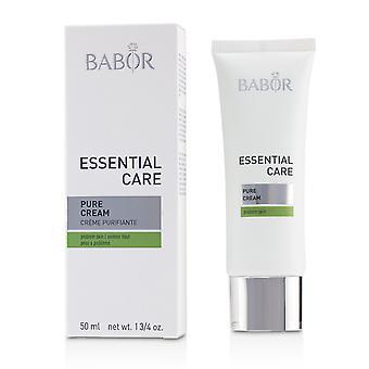 Essential care czysty krem do skóry problemowej 232080 50ml/1.7oz