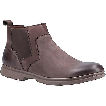 Hush Puppies Mens Tyrone Nappa Leather Boots