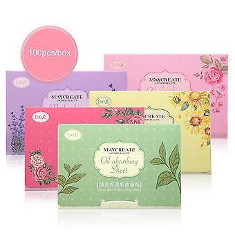 Oil Absorbing Korea Fragrant Tissue Paper
