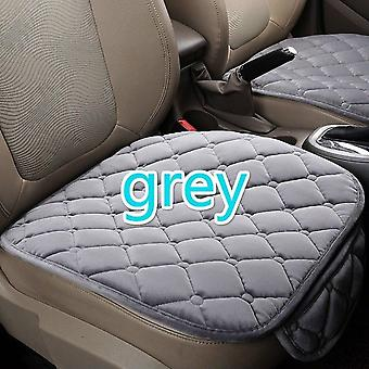 Fashion Solid Universal Soft Car Seat Cushion