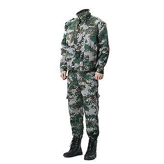 Army Military Uniform Kamuflasje Taktiske Klær Airsoft Soldier Trening