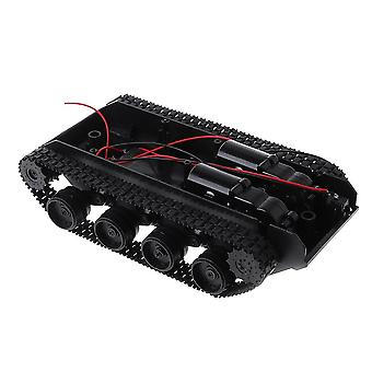 Remote Control Damping Balance Tank Robot Chassis Platform For Arduino