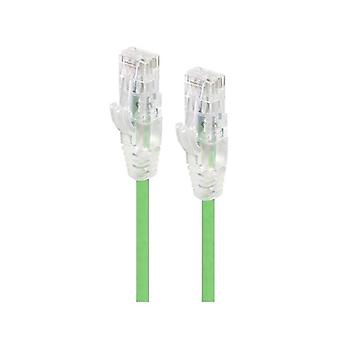 Alogic Green Ultra Slim Cat6 Network Cable