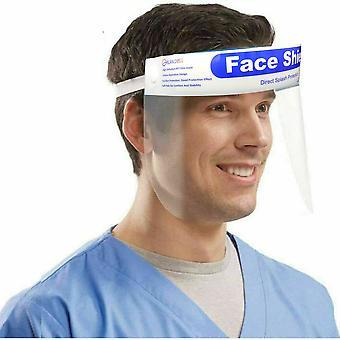 Bouclier facial Clear Protector Work Industry Dentaire Anti-brouillard Réutilisable